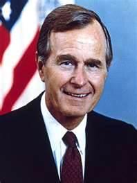 Former President George HW Bush, Dead at 88