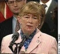 Rep Carolyn McCarthy (D) NY