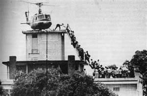 The last chopper out of Saigon. Will the Afghan War end as badly?