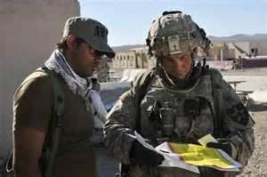 Ssgt Robert Bales looking very detail oriented