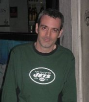 the worlds most miserable football fan- ME. Cursed to be a Jets fan, i can only enjoy football through the pain of others