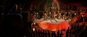 Altar of the Volcano God
