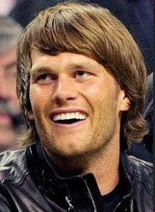 The Bieber wig is one of Tom Brady's most least convincing and long