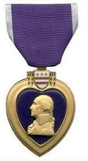 The Purple Heart is the very first Award in American Military History