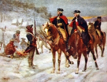 Valley Forge is a good illustration of how badly Congress neglected the Continental Army