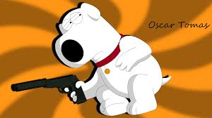 Brian Griffin is just a small part of MacFarlane's dangerously hilarious wrold