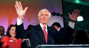 "Captain Cave-Man Thad Cochran, Newly Minted ""Moderate"""