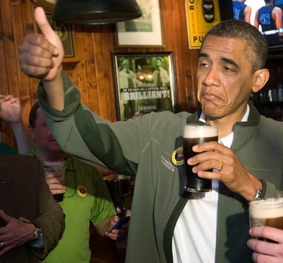 Obama_beer_thumbs_up
