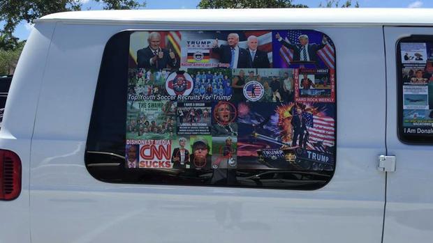 Cesar Sayoc's Van.jpg