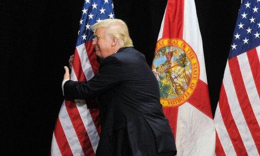 trumpflag